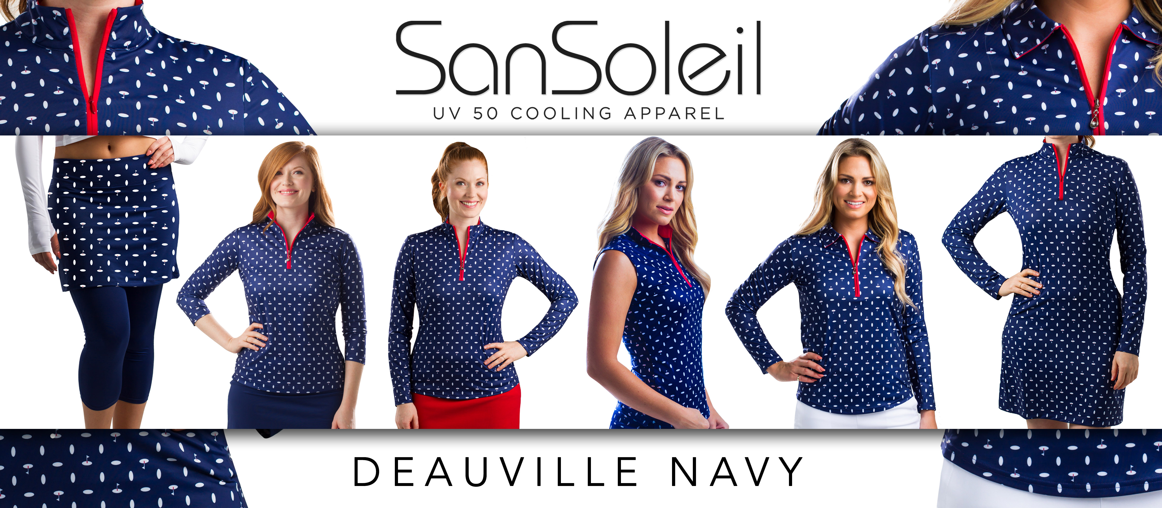 Deauville Navy Team Play