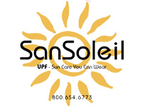 SanSoleil. UV 50 Apparel for Golf, Tennis and Sport.