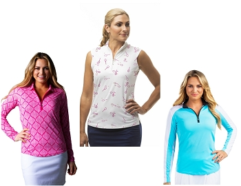 ThreeFer 900462 MOROCCO. HOT PINK - 900436 Capri.White - 900471 Match Play. Pink