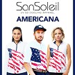 Sansoleil Solsport Cool Mens Polo Americana. Pre-order now for June 17th Delivery